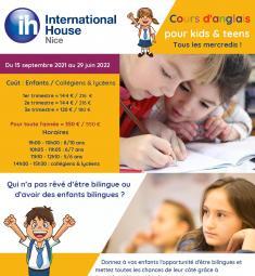 cours-anglais-enfants-international-house-nice