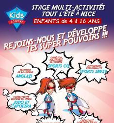 stages-vacances-enfants-kids-academy-nice