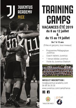 stage-football-enfant-nice-juventus-camp-vacances