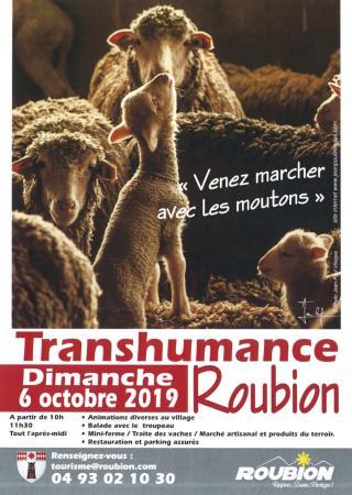 fete-transhumance-roubion-programme-alpes-maritimes
