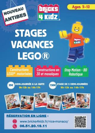 stages-vacances-lego-enfants-bricks4kidz-antibes