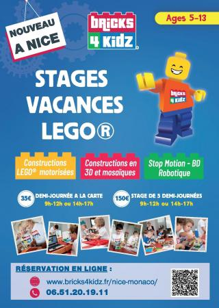 stages-vacances-lego-enfants-bricks4kidz-nice