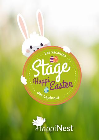 stage-vacances-activites-happi-easter-happinest