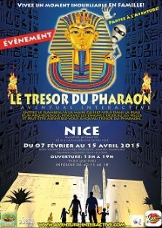 affiche-tresor-du-pharaon-nice-aventure