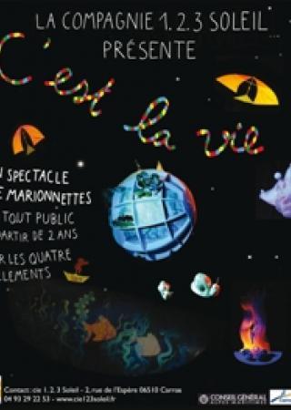 cest-la-vie-theatre-marionnettes-nice