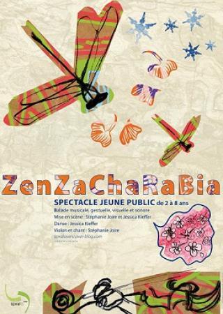 spectacle-nice-enfants-ZenZaCharaBia-chanson-danse