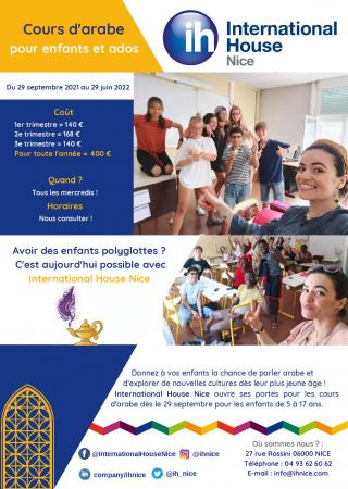 cours-arabe-enfants-ados-international-house-nice