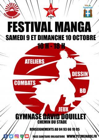festival-manga-peymeinade-sortie-famille-animations