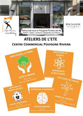 ateliers-enfants-life-bloom-polygone-riviera