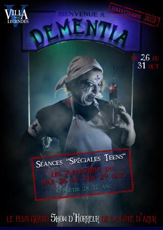 show-halloween-dementia-park-villa-legendes-nice
