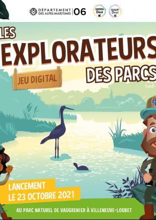 jeu-appli-explorateurs-parcs-alpes-maritimes
