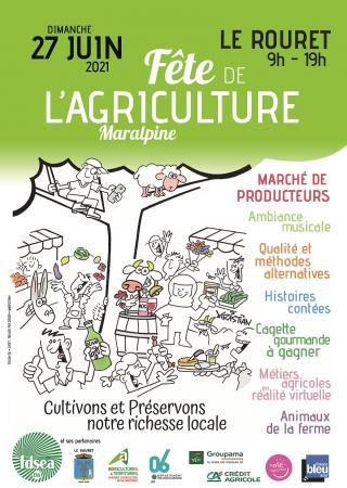 fete-agriculture-rouret-programme-animations-2021