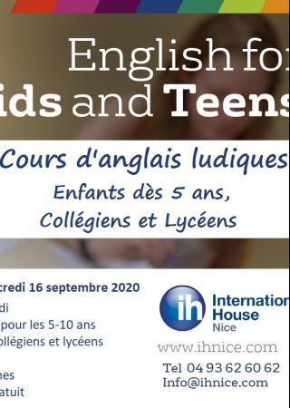 cours-anglais-enfants-international-house-nice