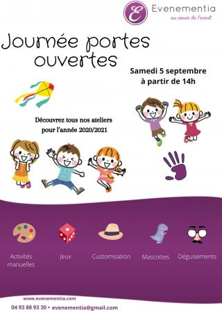 portes-ouvertes-evenementia-nice-ateliers-animations