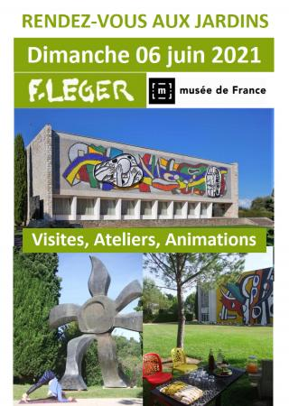 rendez-vous jardins-ateliers-visites-musee-fernand-leger-biot