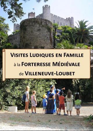 visite-ludique-forteresse-chateau-villeneuve-loubet