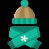 bonnet-echarpe